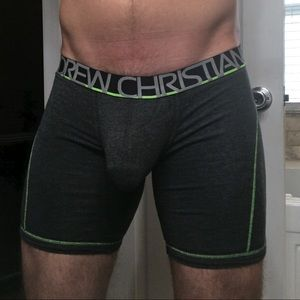 Andrew Christian boxer briefs